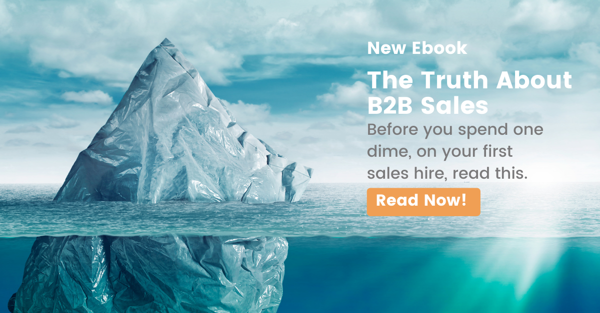 The Truth About B2B Sales
