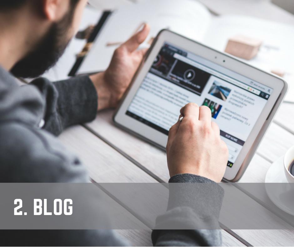Content Promotion Blog