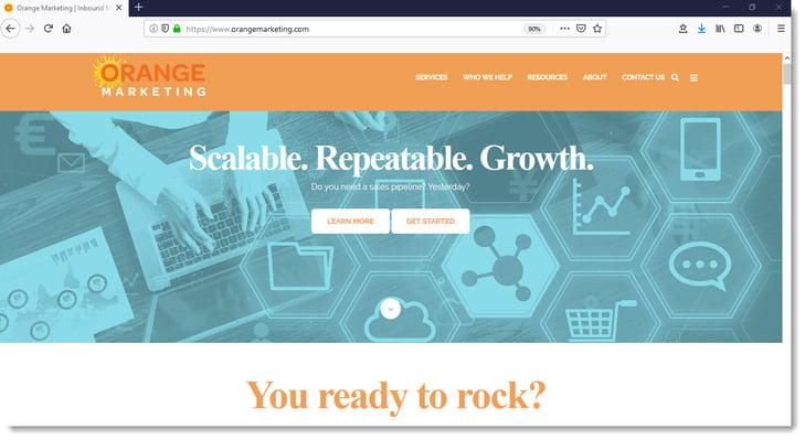 Orange Marketing Inc