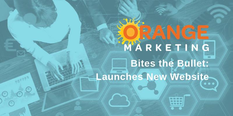 Orange Marketings New Look and Feel 2019