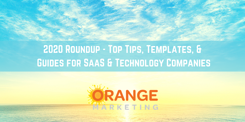 _HubSpot Webinar Series Looks At2020 Roundup - Top Tips, Templates, & Guides for Technology Companies