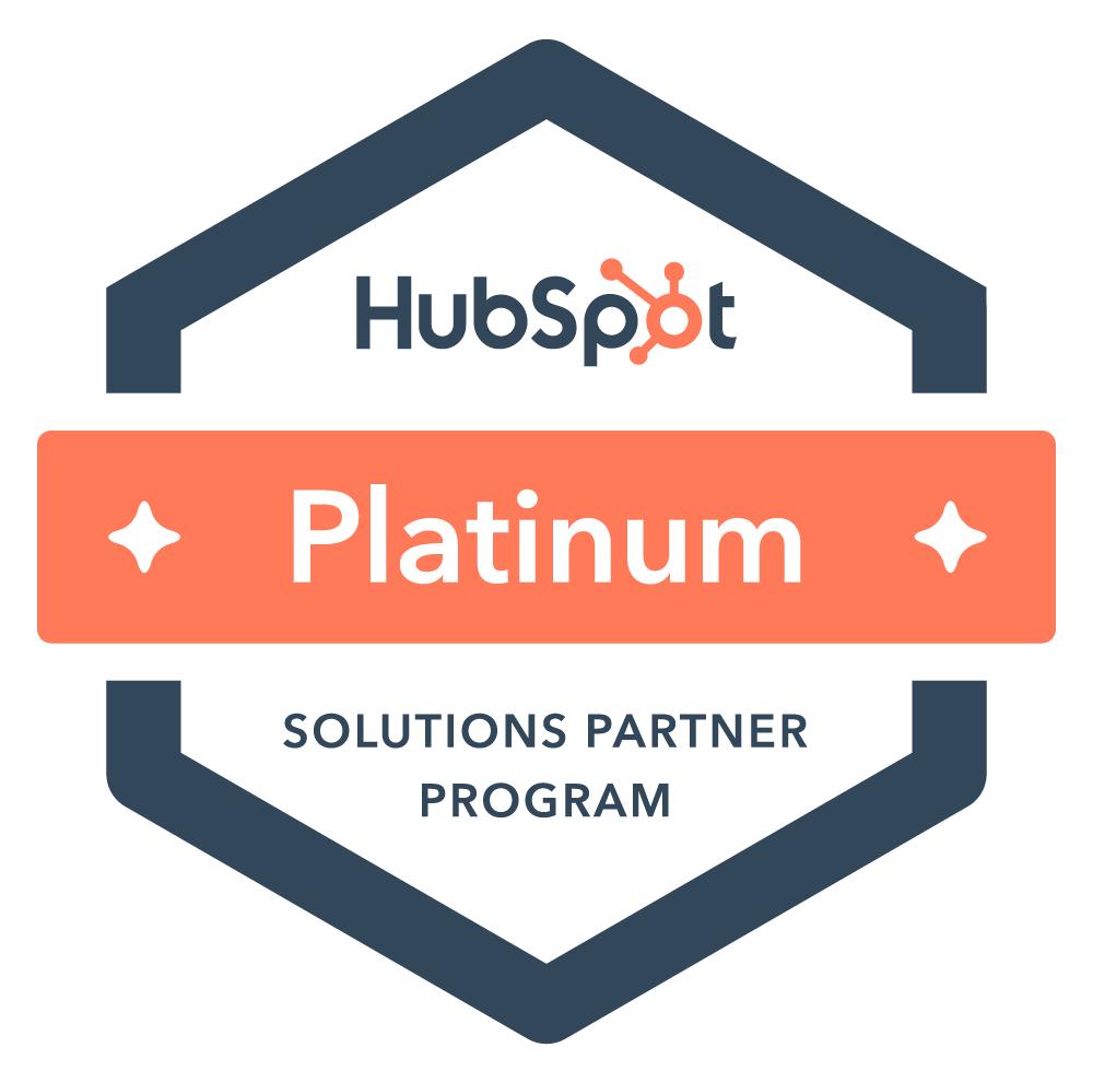 HubSpot Platinum